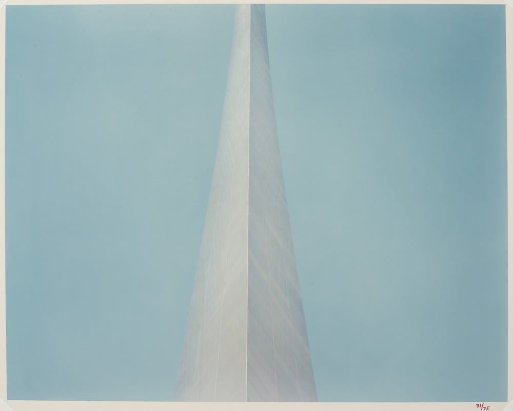 The Arch, Blue Sky