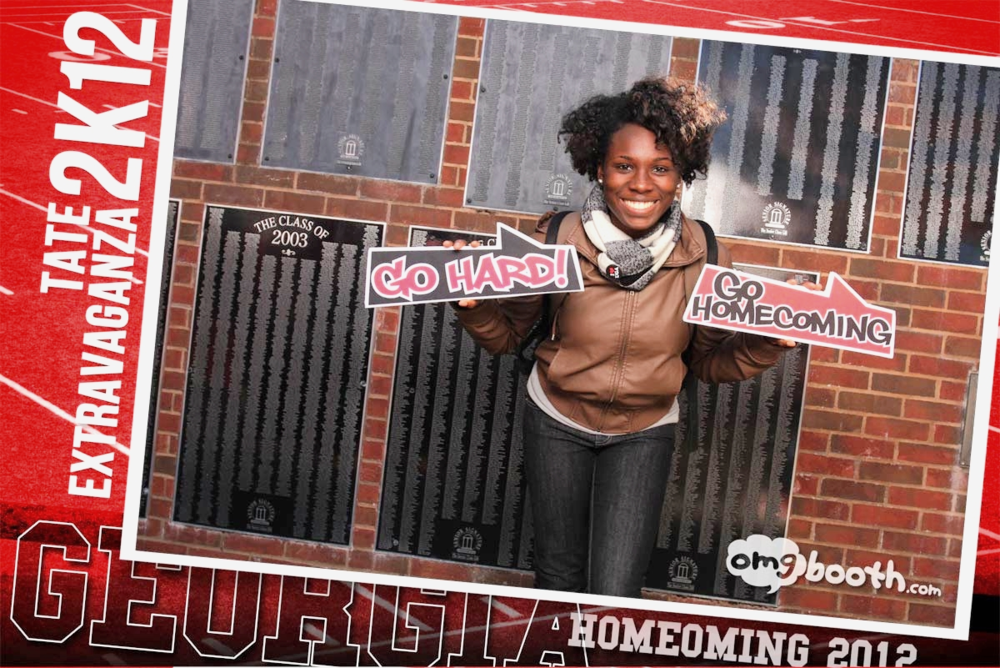 Freshmen year Moyo, and might I add, the beginning of my natural hair journey.