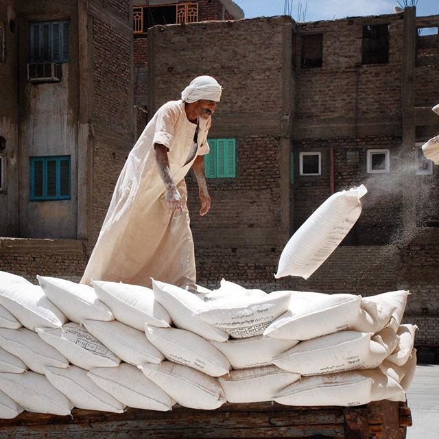 Fortifying flour means that a lot of people now have access to the nutrients their bodies need to thrive. Photo credit: GAIN.  #headshots4hunger #foodfortification #global #flour #nutrition #causes #donation #nonprofit #charity #dogood #instagood #instadaily