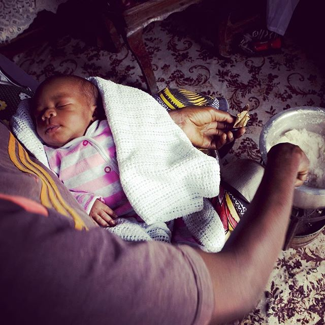We're making sure babies have the vitamins and minerals they need to grow healthy and strong in their first days and months of life. Photo credit: GAIN. #headshots4hunger #healthybabies #dogood #nutrition #micronutrients #vitamins #babies #causes #nonprofit #giving #dontwaitdonate #instagood #instadaily