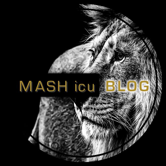 MASH icu Blog
