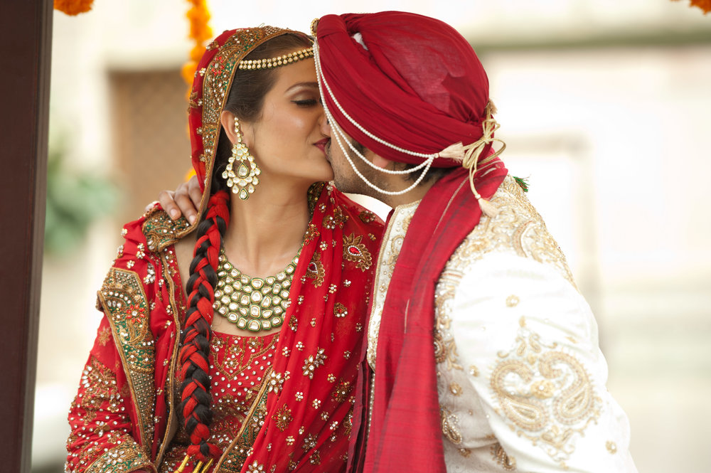 Indian Wedding by Tara M. Events