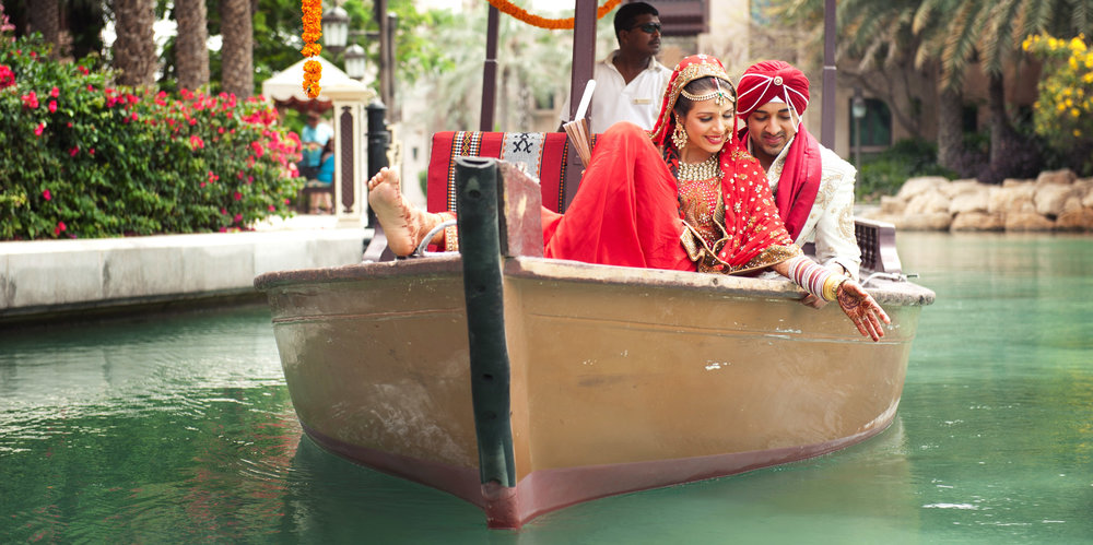 South Asian Destination Wedding