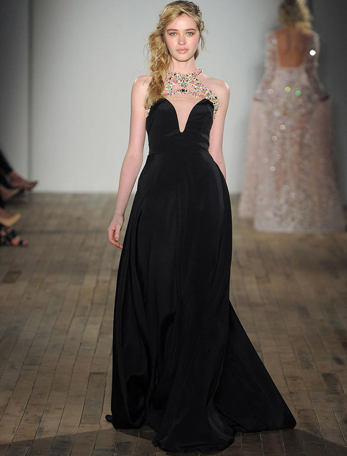 2018 New York Black Dresses