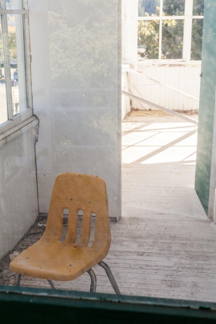 Classroom Balcony, 2016