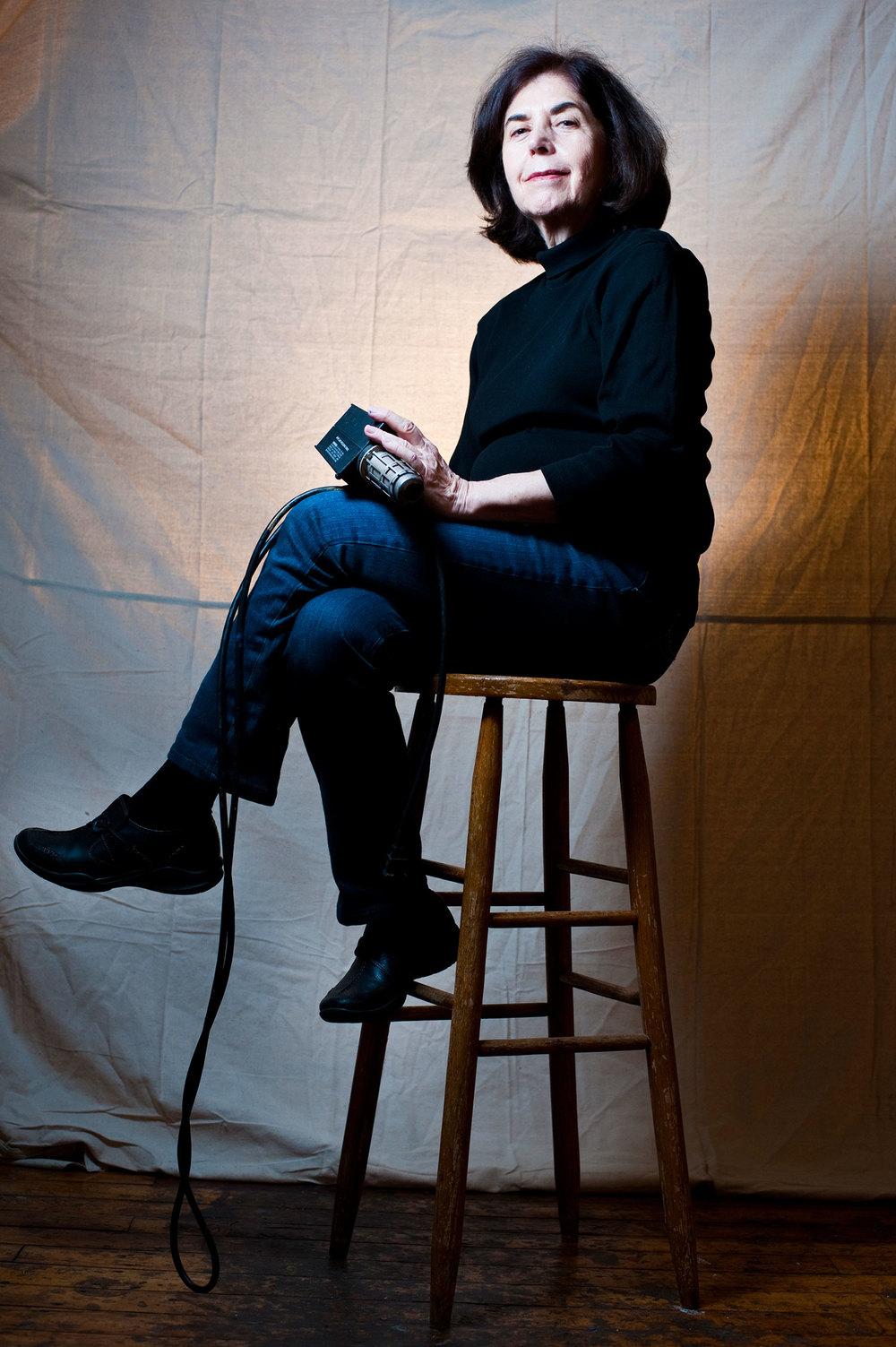Marjorie Minkin, sculptor + painter