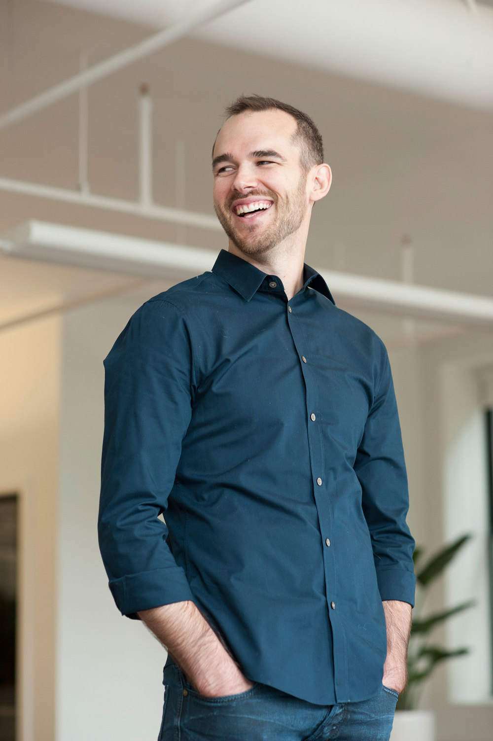 Jared McDaniel, Help Scout Co-Founder