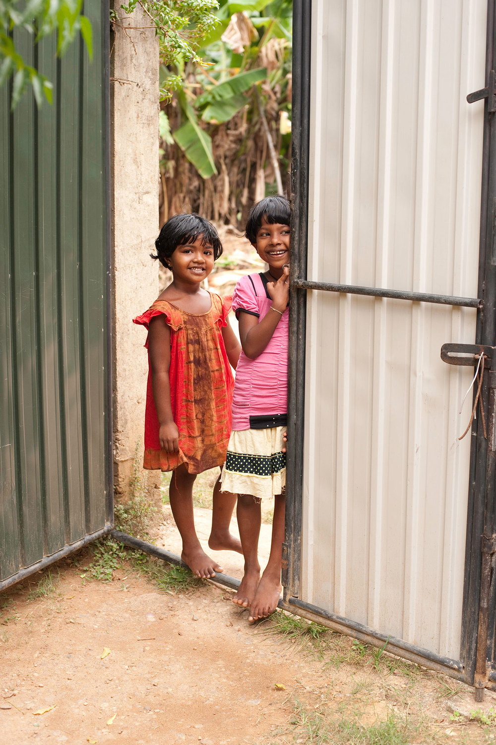 Sri Lanka neighbors