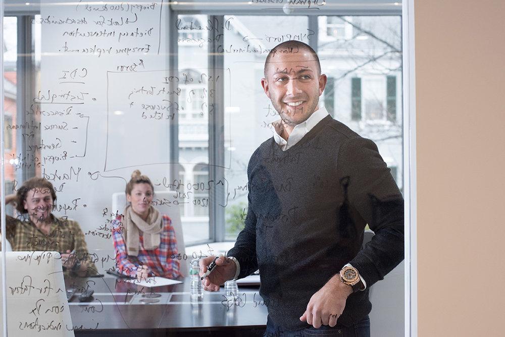 CEO Craig Strasnick