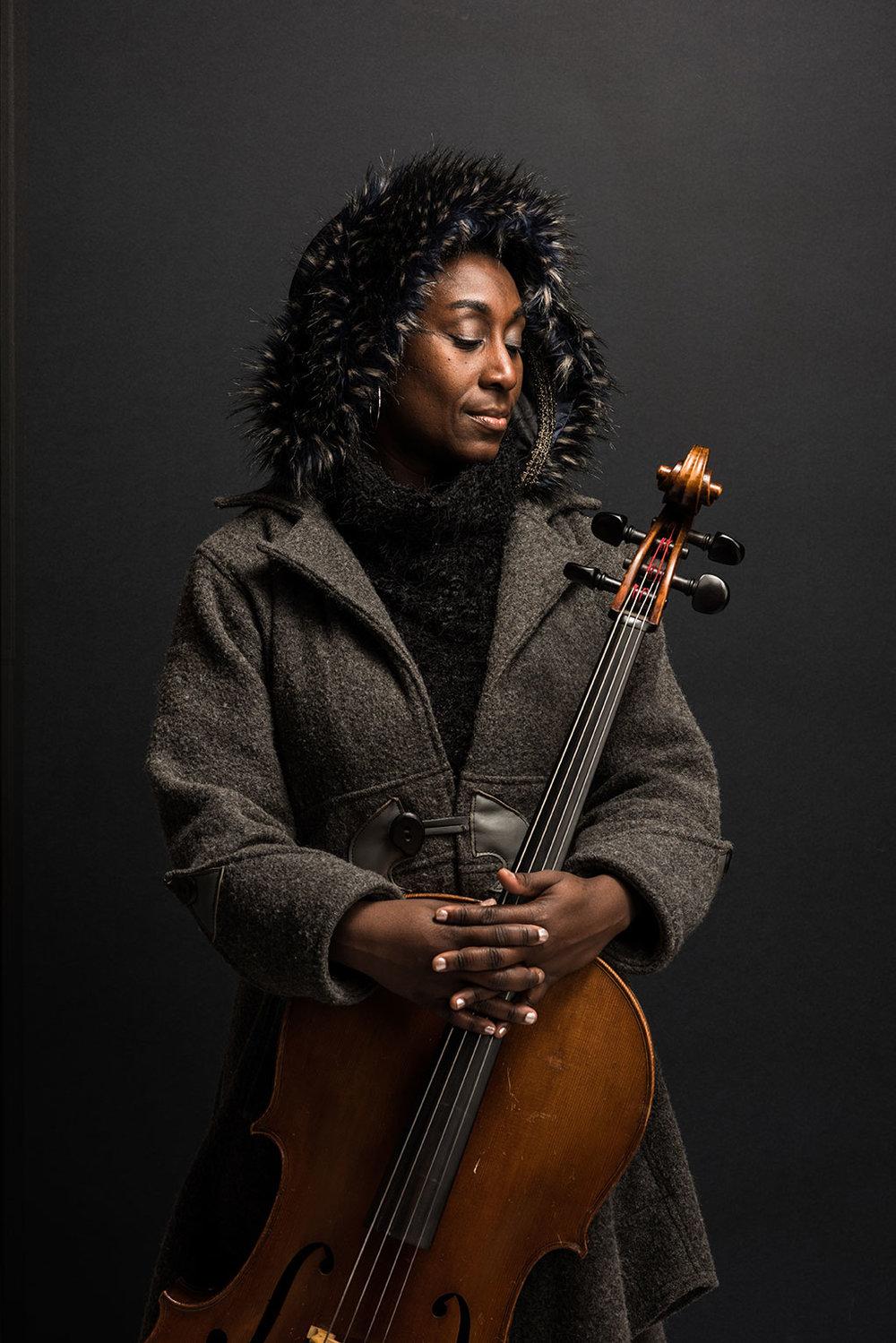 Marshunda Smith, cello teacher and performer