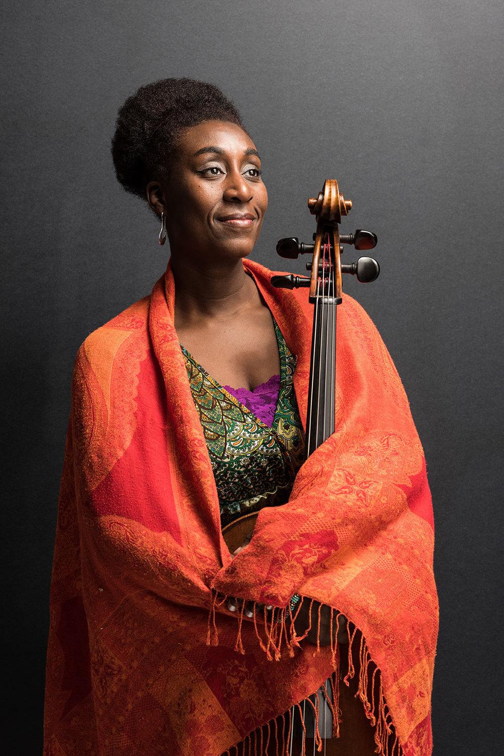 Marshunda Smith, cellist + conductor