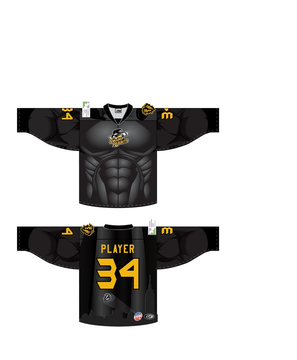 custom sublimated hockey uniforms