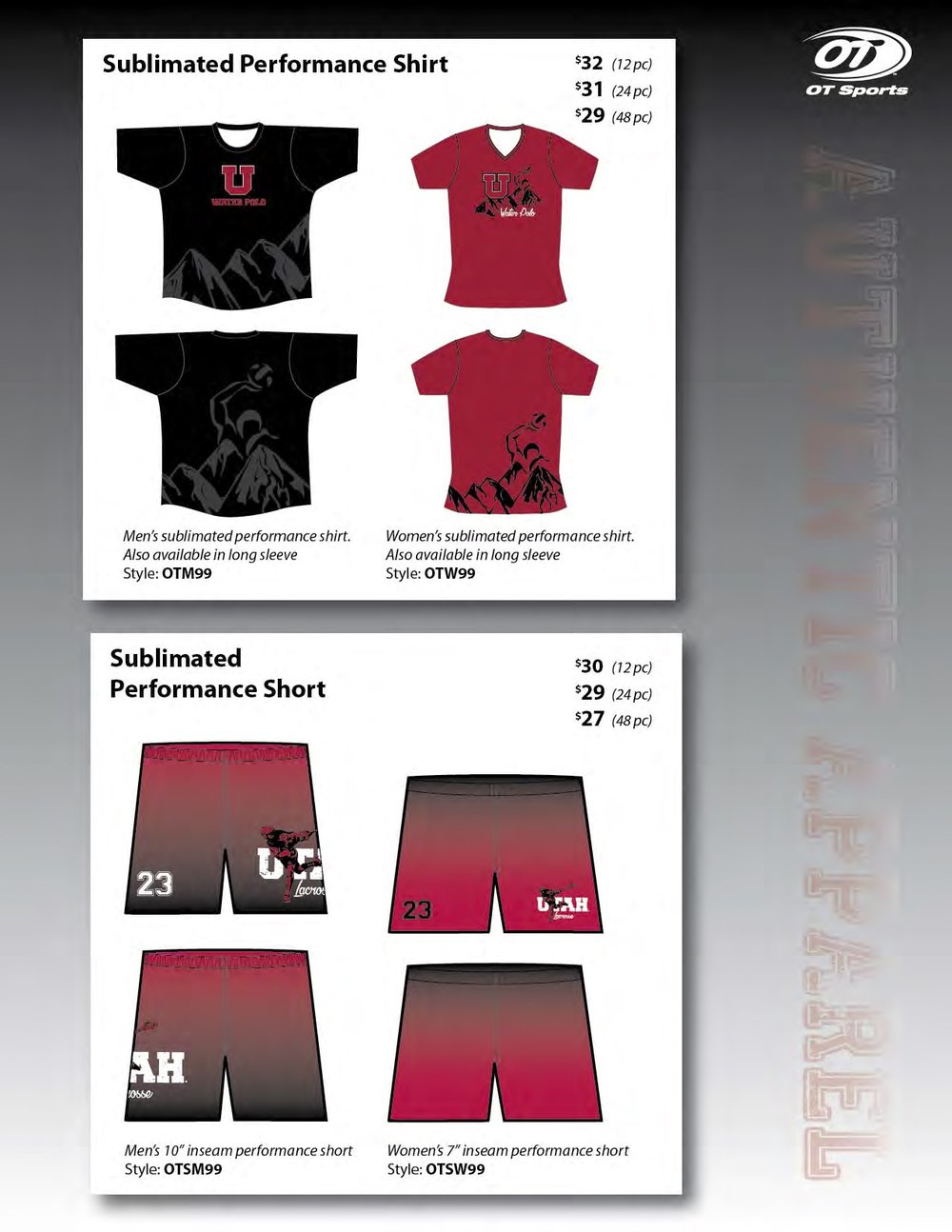 custom college apparel