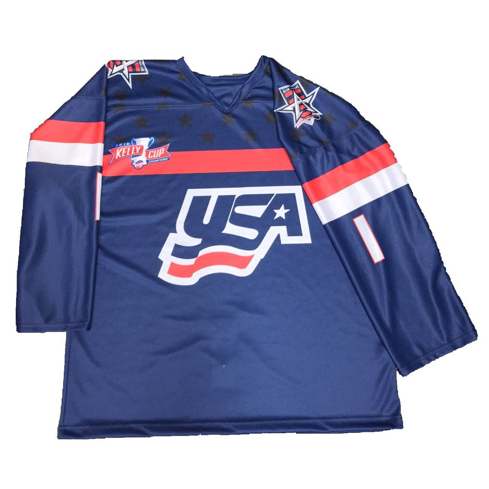 allen americans jersey