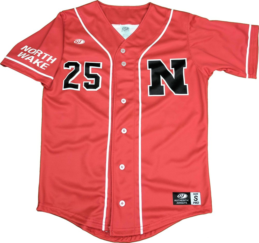 a761a9f4a88d Custom Baseball Jerseys — OT Sports