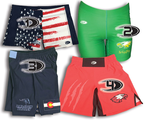 custom wrestling uniforms