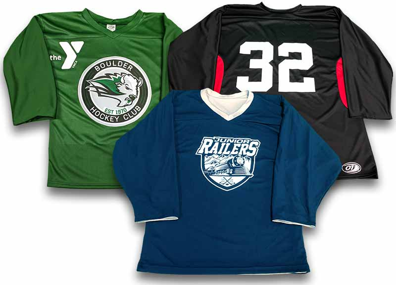 Hockey Practice Jerseys
