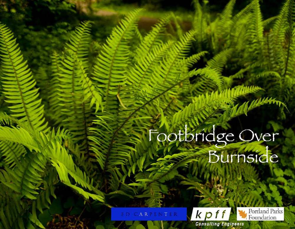 Footbridge Information