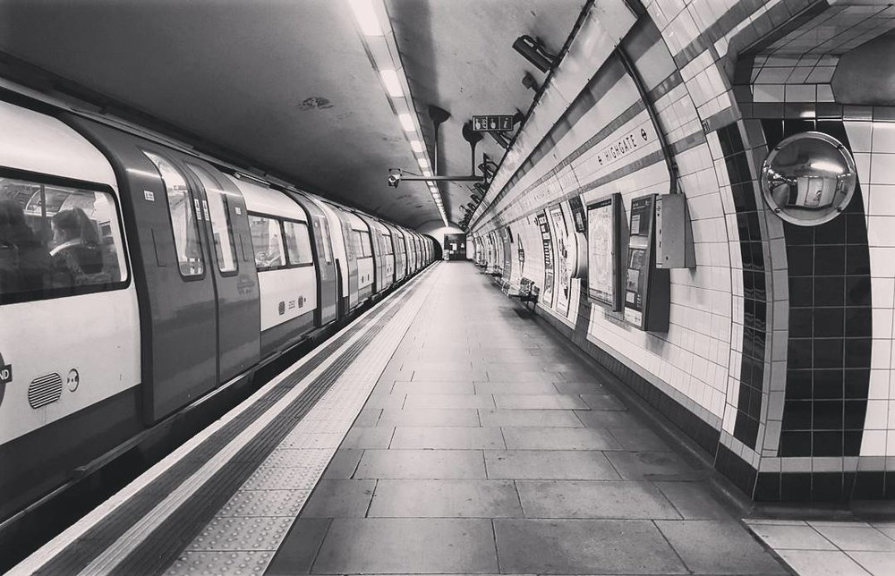 There's always something eerie about an empty tube station.jpg