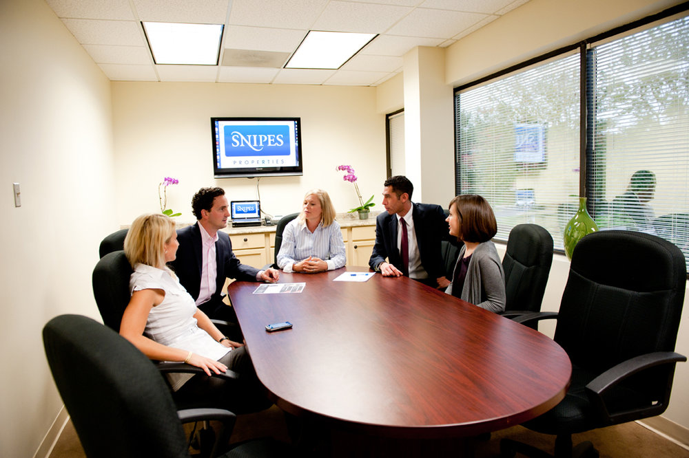 Take The Next Step: Speak With Our Team… - Snipes Property Management