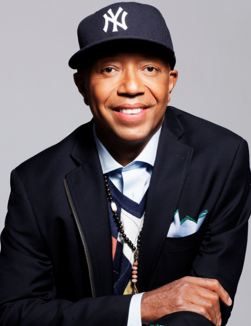 "Russell Simmons Chairman of FFEU USA Today recently named Russell Simmons one of the ""Top 25 Most Influential People of the Past 25 Years,"" calling him a ""hip-hop pioneer"" for his groundbreaking vision that has influenced music, fashion, finance, television and film, as well as the face of modern philanthropy. Simmons is a best selling author of three books with a newly released book, The Happy Vegan, in stores now. He is a native New Yorker who attended City College of New York."
