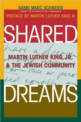 Shared Dreams is available on Jewish Lights