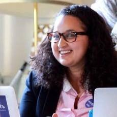 FFEU European Director Samia Hathroubi.