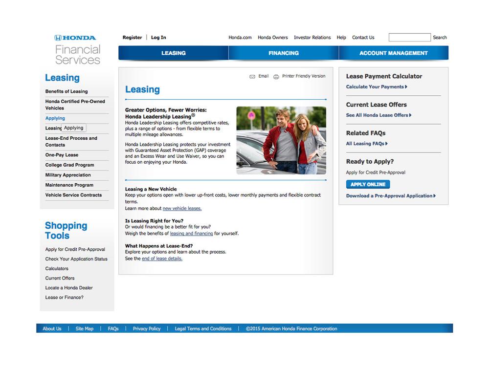 Honda Financial Services Account >> Honda Financial Services Skavadesign Com