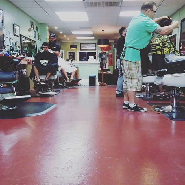 #letsgetfancy #columbiasc #barberlife