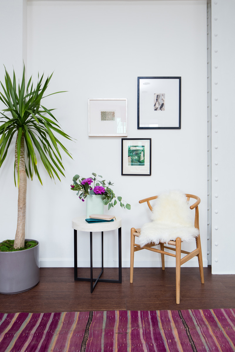Lauren Nelson Design // Cuyana Office & Showroom