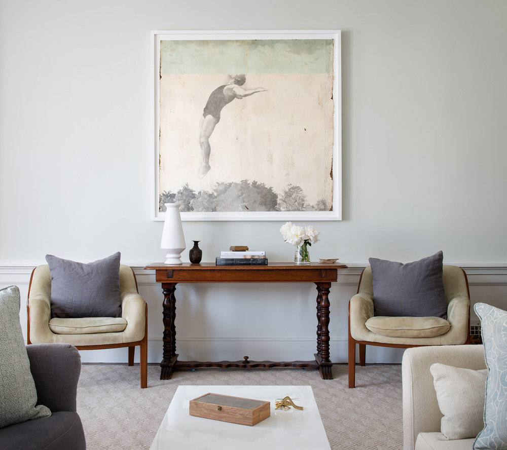 Lauren Nelson Design // Presidio Heights Home