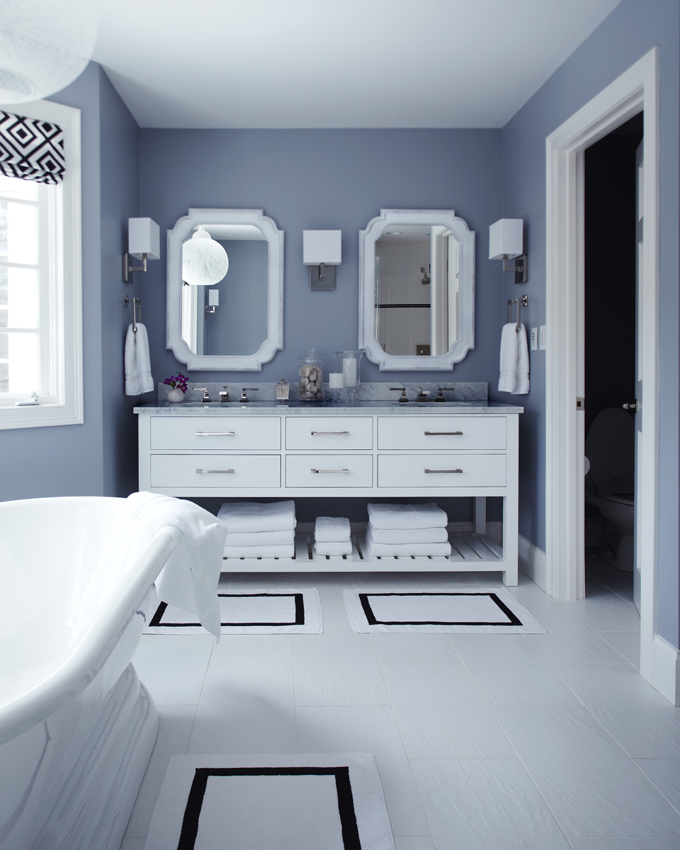 Lauren Nelson Design // Weston Bath Remodel