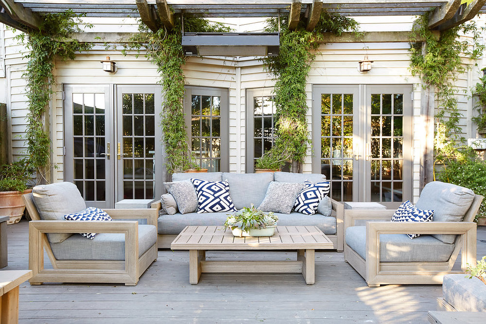 Lauren Nelson Design // California St Home // Exterior