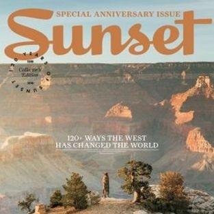 Sunset Magazine Nov 2018