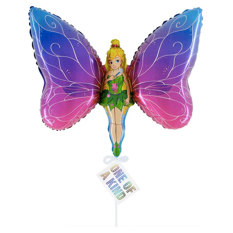 Sussie Gifts | Mylar Fairy Balloon