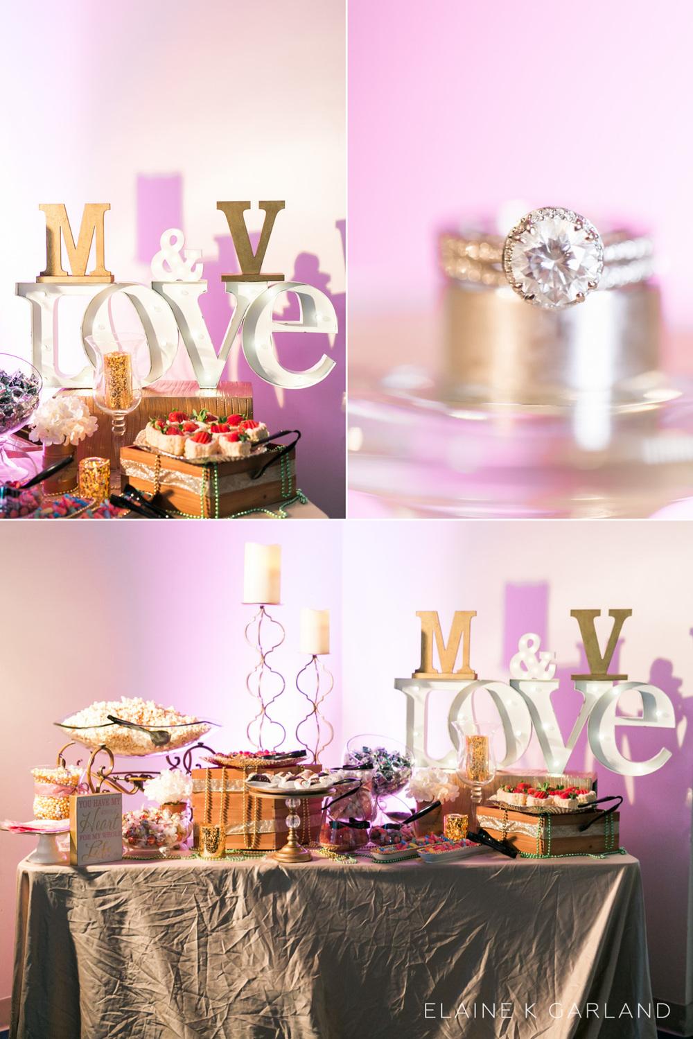 VU + MILLIE | TAMPA, FL WEDDING — Elaine K. Garland Photography