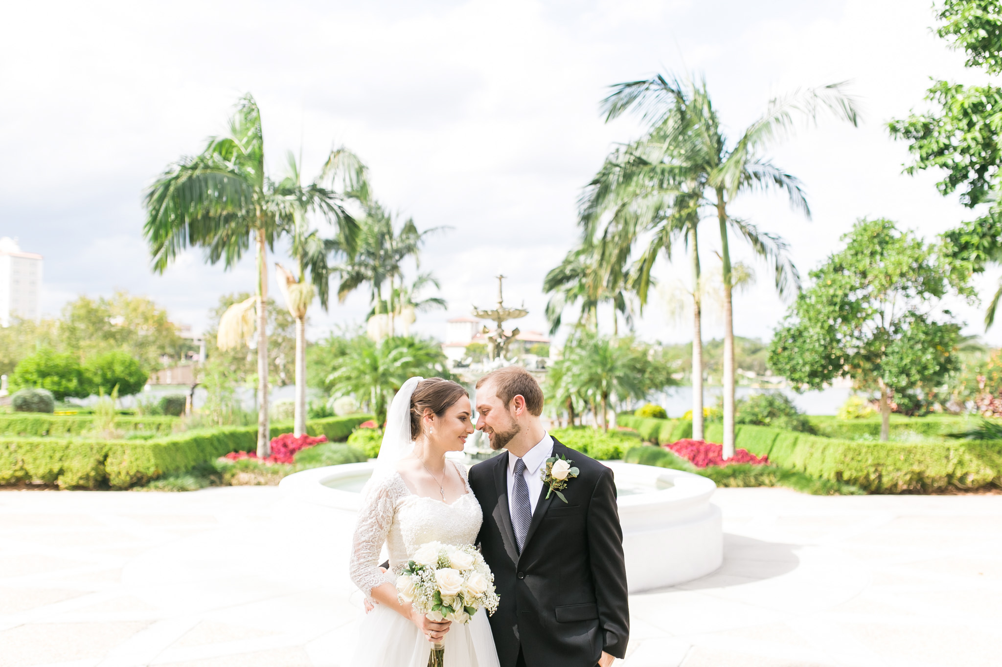 CONNOR + KALEY | LAKELAND, FL WEDDING — Elaine K. Garland Photography