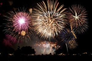fireworks image 300 x 199