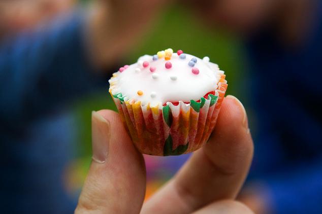 Bite-Size-Cupcake