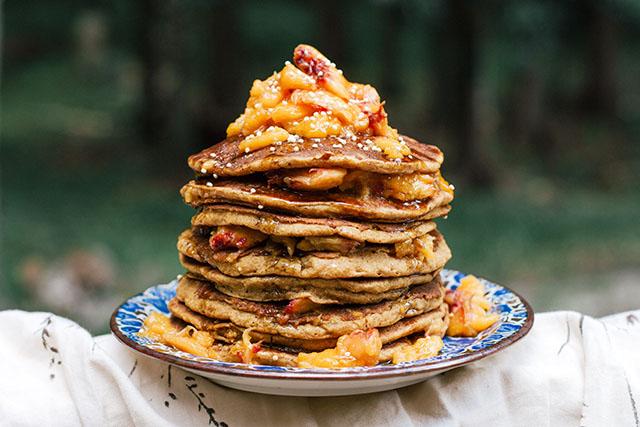 Exotic Pancakes