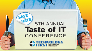save the date taste of IT
