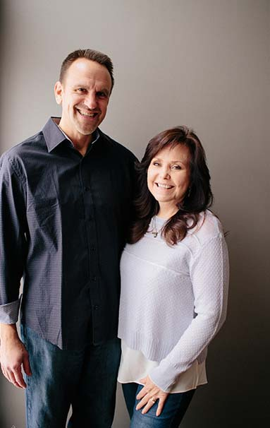 Bryan and Barbara Hogan, Owners & Founders of AfidenceIT