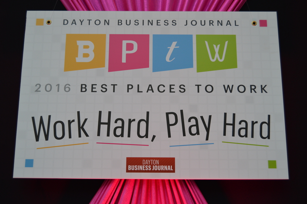 AfidenceIT DBJ Best Places to Work Honoree
