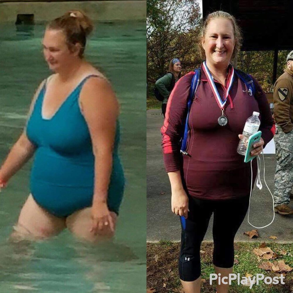 I binged, I purged, I was stressed, I was unhappy, I was unhealthy, and I failed at other gyms and other workout programs. Then I said never again by joining Be Strong!!!   Click to see Kacey's story.