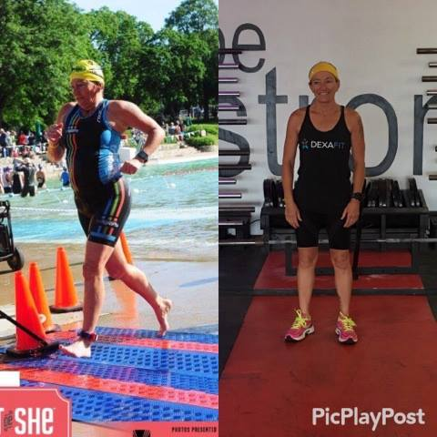 """During this adventure in my life, I have gained lean mass yet lost weight."" - click here to see Judy's story"
