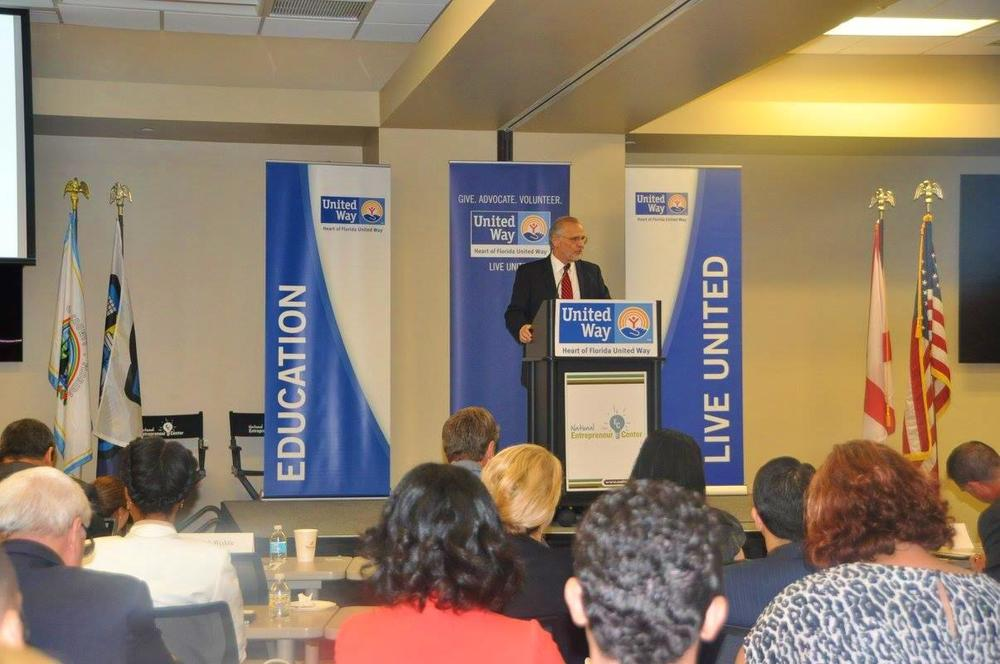 Rick Weddle, President,     Orlando Economic Development Commission