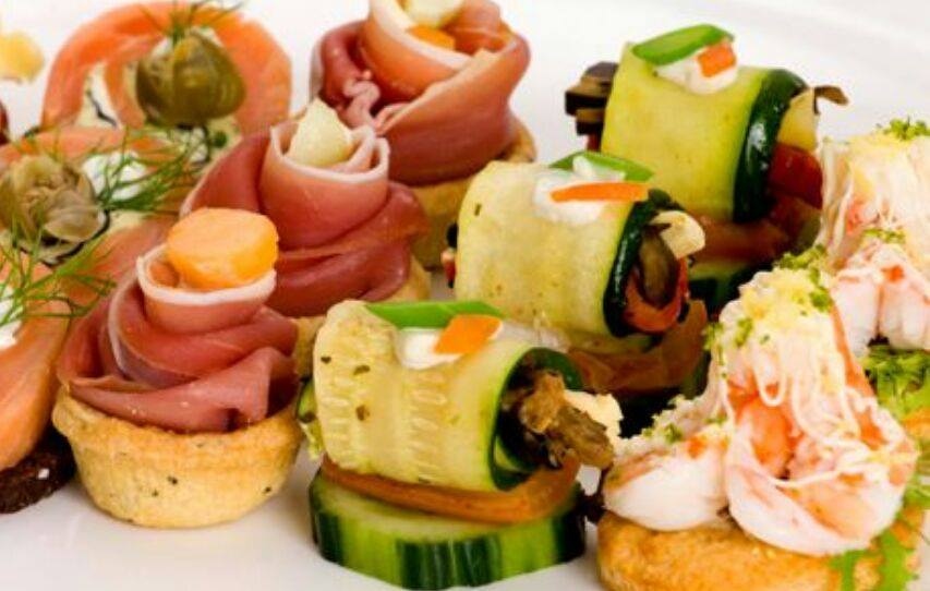 Mediterranean Inspired cuisine