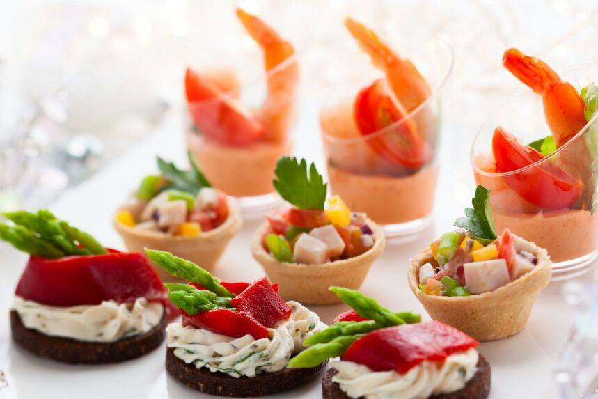 international inspired cuisine