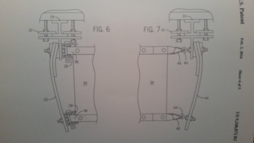 Patent of Ez Skirt