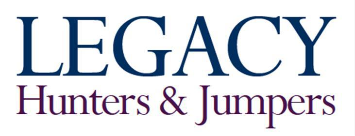 Legacy Hunters & Jumpers, Inc.